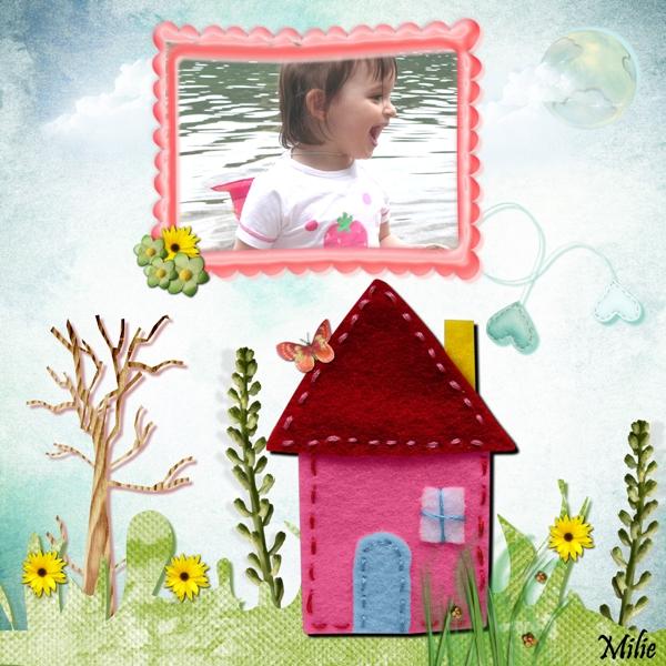 A day in a garden-Fanette pour DigitalCréa w